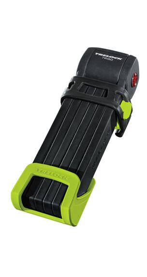 Trelock FS 300 Trigo Faltschloss inkl. Halter grün